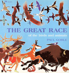 The great Race, by Paul Goble